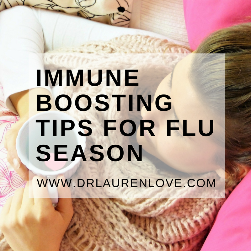 Immune Boosting Tips for Flu Season
